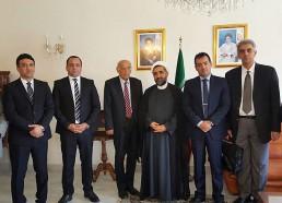 سفر به تونس و الجزایر